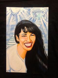Selena Quintanilla Painting Original,One of a kind