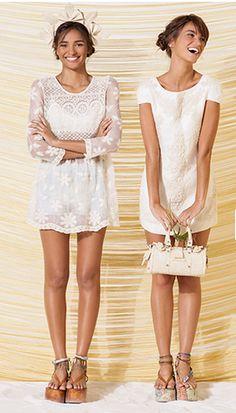 #dress #white #verão #nice #riodejaneiro