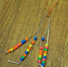 Easy Bird Toy: Fine Motor Fridays {P is for Preschooler}