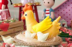 Festa fazendinha: incrivelmente fofa  (Little farm birthday party)