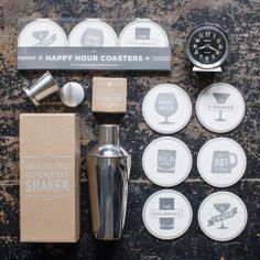 Vintage Happy Hour Collection - Izola