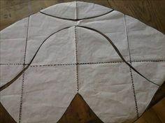 Tuto Couverture Nomade pour bébé Taille 0-6 mois - L'étoffe de Palily