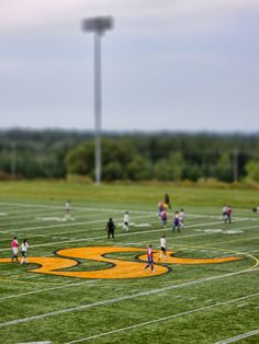 "Saatchi Online Artist Jean-Francois Dupuis; Photography, ""Soccer team"" #art"