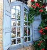 antique french shutters - Bing Images