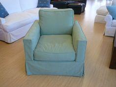 Sofa U Love | Custom Made In USA Furniture | Chairs Standard Straight Arm