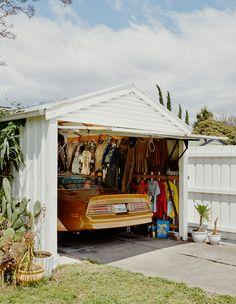 Australian Architecture, Australian Homes, Warehouse Apartment, Converted Warehouse, California Bungalow, Kangaroo Island, Most Beautiful Gardens, Inspired Homes, White Paints