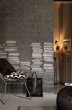 WALL&DECÒ | Contemporary wallpaper 2015 | Cover. Designer: Lorenzo De Grandis