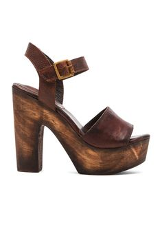 cff688cf1430 Shop for Freebird by Steven Caye Heel in Cognac at REVOLVE.