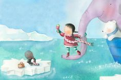 Alicia Padron - professional childrens illustrator, view portfolio