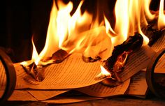 Follow the link attached to this image to read my review of Fahrenheit 451, by Ray Bradbury.