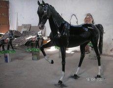 Rural Horse Statue