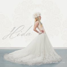Inspiration de mai - hidamariage.com Lace Wedding, Wedding Dresses, Wedding Styles, Fashion, Carte De Pokemon, Weddings, Bridal Dresses, Moda, Bridal Gowns