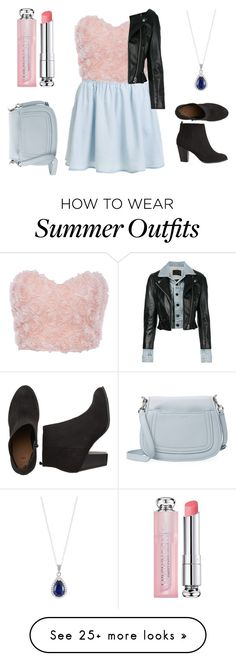 """""""summer outfit 22"""" by starojeda on Polyvore featuring Christian Dior, Lord & Taylor, Alexander Wang and Marc Jacobs"""