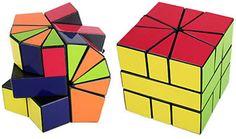 Irregular Rubik's Cube