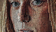 More Incredible Screw Art Portraits by Andrew Myers - My Modern Metropolis