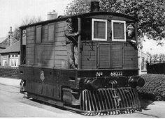 This is a C70 GER Class C53 Steam Tram that Toby from Thomas the Tank Engine is modeled after. So Cool.