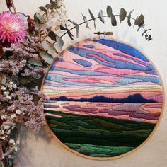 Abstract Embroidery, Hand Embroidery Designs, Diy Embroidery, Cross Stitch Embroidery, Embroidery Patterns, Machine Embroidery, Advanced Embroidery, Diy Canvas Art, Embroidery Techniques