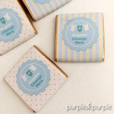 Bebek Çikolatası | Hoşgeldin Bebek Hediyelikleri | Bebek Tulumu Temalı Çikolata | İsme Özel Madlen Çikolata | It's a boy | Welcome Baby | Party Favors | Chocolatte Box