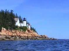 Bass Harbor Head Lighthouse, Acadia National Park Maine, 1858