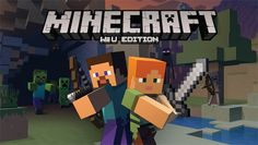 Minecraft Wii U Edition llegará el 17 de diciembre - http://yosoyungamer.com/2015/12/minecraft-wii-u-edition-llegara-el-17-de-diciembre/