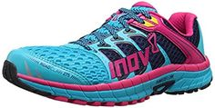 Inov8 Womens Road Claw 275 Road Shoes Blue  Navy  Berry 8 and Workout Visor Bundle * Read more reviews of the product by visiting the link on the image.(This is an Amazon affiliate link and I receive a commission for the sales)