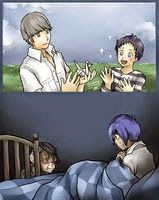 Minato gets none thing good. XD
