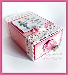 PaperPlotterLottas - CraftChaos: Eine Zahnfee Box darf nicht fehlen...