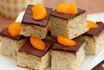 Chocolate orange squares – Recipes – Slimming World