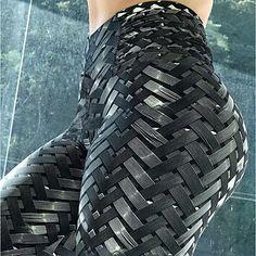 Iron Armor Weave Printed Leggings Women High Waist Plus Size Leggins Push Up Workout Elastic Bowknot Fitness Pants Tight Leggings, Workout Leggings, Leggings Sale, Cheap Leggings, Gym Leggings, Black Leggings, High Waisted Yoga Leggings, Tribal Leggings, Body Types
