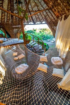 Reserve a table at Kin Toh, Tulum on TripAdvisor: . - Reserve a table at Kin Toh, Tulum on TripAdvisor: . Cafe Restaurant, Restaurant Design, Oh The Places You'll Go, Places To Travel, Sofa Bar, Tulum Restaurants, Gazebo, Pergola, Interior Exterior