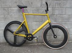 custom bike by brakeless.ca