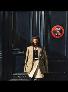 Les plus beaux looks street style des Semaines de mode de New York, Londres, Milan et Paris au louloumagazine.com!
