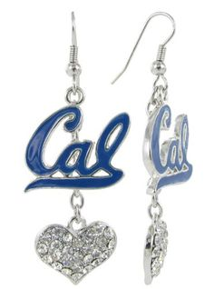 """Cal Lovers"" Officially Licensed UC Berkeley Fish Hook Ea... https://www.amazon.com/dp/B007V5D1AI/ref=cm_sw_r_pi_dp_x_QxU2xbB09WP81"