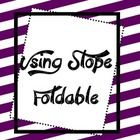 This is a foldable covering the different ways slope can be presented. I made this foldable for my geometry classes but it can easily be used for a...