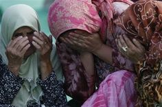 Srebrenica Genocide Blog: TEARS FLOW AS THE 15TH ANNIVERSARY OF SREBRENICA GENOCIDE IS JUST HOURS AWAY