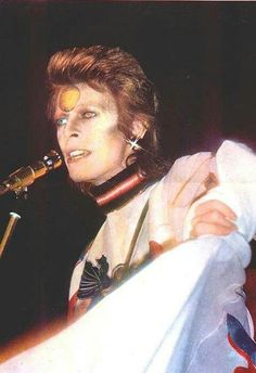 Ziggy Stardust Tour, 1972-73.