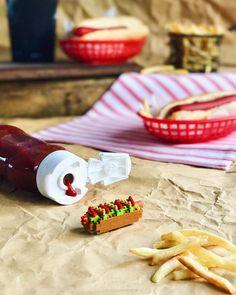 "77 mentions J'aime, 5 commentaires - nanoblock Australia (@nanoblockaustralia) sur Instagram: ""Hump Day Hotdogs 🌭🌭🌭 . The new Nanoblock Food Series Collection, including our teeny tiny Hotdog…"""