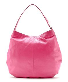 Take a look at this Fuchsia Candy Hobo by BODHI on #zulily today!