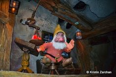 Seven Dwarfs Mine Train, Disney Rides, Disney Magic Kingdom, Painting, Painting Art, Paintings, Painted Canvas, Drawings
