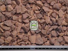 rode steentjes voor oprit