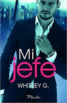 Whitney G. - Mi Jefe #Promobooks ~ Adictabooks By Eli Sylvia Day, The Beatles, Cover, Sci Fi, Books, Movie Posters, Fictional Characters, Carrera, Marketing