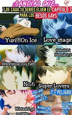 Y miren.... Yo naci el 7/7/7...... Ay carajo :v xdddd Otaku Anime, Anime Meme, Otaku Issues, Funny Spanish Memes, Spanish Humor, K Pop, Memes Historia, Love Stage, Shounen Ai
