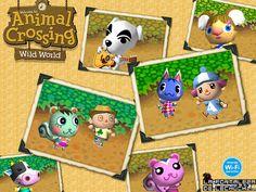 Elaine recuerda un juego muy especial, Animal Crossing:Wild World
