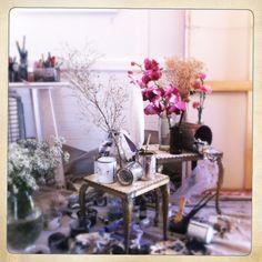 lisa magian - studio in store