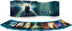 The X-Files - 'Collector's Box Set': USA Pricing, More Art, Fox Says 'New Extras'