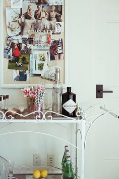 Inspiration  from Design Sponge.