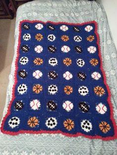 Baby Sport Blanket