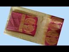 Design blouse / simple stylish silk saree blouse design/ cutting and stitching blouse back neck - YouTube Patch Work Blouse Designs, Blouse Back Neck Designs, Silk Saree Blouse Designs, Silk Sarees, Blouse Simple, Stitching, Stylish, Youtube, Costura