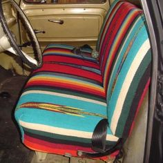 Serape Seat Covers Trucks Vehicles Pinterest Be