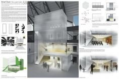 First Prize: The Lucent Cube / Yun Wan, Silvia Lopez, Balazs Fekete (London, United Kingdom). Image Courtesy of Terreform ONE